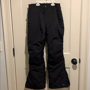 Lands End Youth Ski/Snow pants, pristine condition